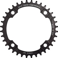 Wolf Tooth Components Drop-Stop Chainrings - 120mm BCD