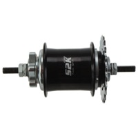 Sturmey-Archer S2K Kick-Shift 2 Speed Disc Hub - 135mm Spacing