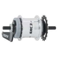 Sturmey-Archer S-RC3 3 Speed Hub - 116mm Spacing