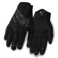 Giro Candela Women's Winter Gloves 2017 - Black