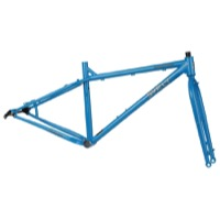 Surly Ice Cream Truck Frameset - Jack Frost Blue