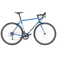 Kona Honky Tonk Complete Bike 2015 - Blue /Off-White/Black & Silver