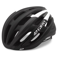 Giro Foray Helmet 2017 - Matte Black/White