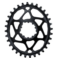 AbsoluteBlack DM Sram GXP Oval Chainring