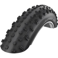"Schwalbe Jumbo Jim SS TLE 26"" Fat Bike Tire"