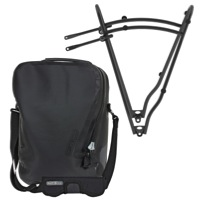 Ortlieb Single QL3.1 Bag With R1 Minimal Rack