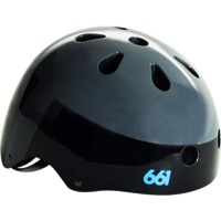 SixSixOne Dirt Lid Helmet - Black