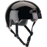 Fuse Protection Icon Helmet - Glossy Black