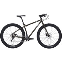 Surly ECR Complete Bike - Dark Green