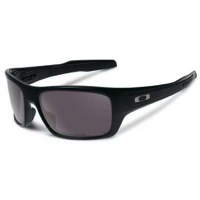 Oakley Turbine Sunglasses - Matte Black/Daily Prizm Polarized Lens