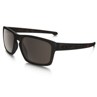 Oakley Sliver Sunglasses - Matte Brown Tortoise/Warm Grey Lens