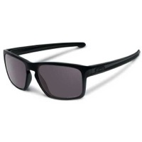 Oakley Sliver Sunglasses - Polished Black/Prizm Daily Polarized Lens