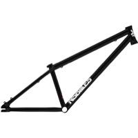 "NS Bikes Suburban-Dirt 26"" Frame - Black"