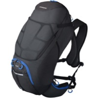 Shimano Hotaka H32 X-Alps Backpack - Graphite/Lightning Blue