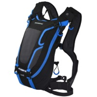 Shimano Unzen U4 Enduro Racepack Hydration Pack - Black/Lightning Blue