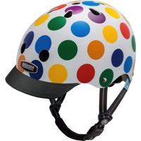Nutcase Gen3 Little Nutty Street Sport Helmet - Dots