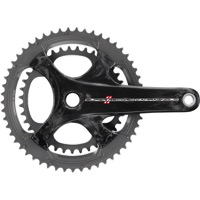 Campagnolo Super Record 4-Arm Ti Carbon Crankset - 11 Speed