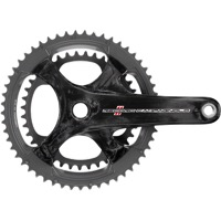 Campagnolo Record 4-Arm Carbon Crankset - 11 Speed