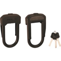 Hiplok D Hardened Steel Shackle U-Locks