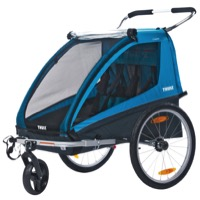 Thule Chariot Coaster 2 Child Carrier