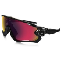 Oakley Jawbreaker Polarized Sunglasses - Black Ink/ OO Red Iridium Polarized Lens