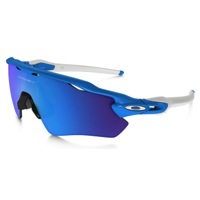 Oakley Radar EV Path Sunglasses - Sky Blue/Sapphire Iridium Lens