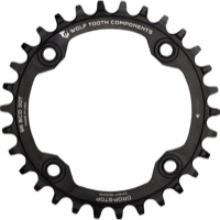 Wolf Tooth 96mm Drop-Stop Chainrings - Fits Shimano M782, M672, M622, M612