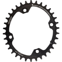 Wolf Tooth Elliptical Drop-Stop Chainrings - 104mm BCD