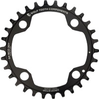 Wolf Tooth 94 x 4 Bolt Drop-Stop Chainrings