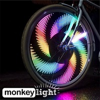 MonkeyLectric M232 Monkey Bike Wheel Light