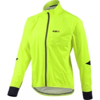 Louis Garneau Commit WP Jacket - Yellow