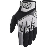 ONE Industries Atom Gloves - Gray/Black