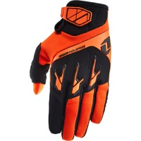 ONE Industries Atom Gloves - Black/Orange