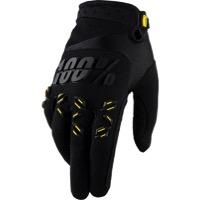 100% Airmatic Gloves - Black