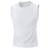 Gore Base Layer Singlet - White