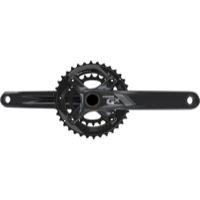 Sram GX 1000 BB30 Double Crankset - 10 Speed