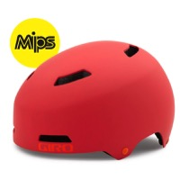 Giro Dime MIPS Youth Helmet 2016 - Matte Coral/Flame Flowers