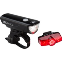 Cateye Volt 100/Rapid Mini USB Combo