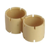Burgtec Pre-Tensioned Ti Hardware Bushings