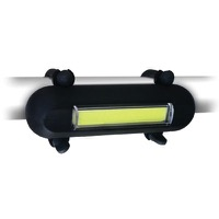 Clean Motion Atomic Hotdog USB Headlight