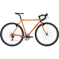 Surly Cross Check Complete Bike - Tangerine Dream