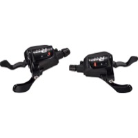 MicroShift SL-R761-2 Flat Bar Road Shifters