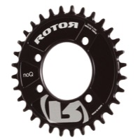 Rotor NoQ Mountain Chainring - 76mm BCD
