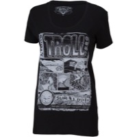 Surly Women's Troll T-Shirt - Black
