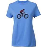Surly Women's Pugsley T-Shirt - Blue