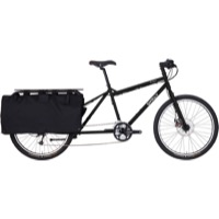 Surly Big Dummy Complete Bike - Black - 10 Speed