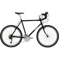 "Surly Long Haul Trucker 26"" Complete Bike - Black - 10 Speed"