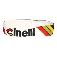 Pace Cinelli Wing Headband - White/Black