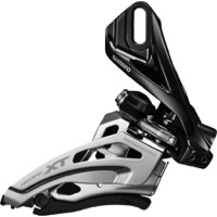 Shimano FD-M8000 XT Triple Direct Mount Derailleur - 3 x 11 Speed Side Swing