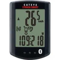 CatEye Strada Smart Wireless Cycling Computer - Includes Heart Rate Monitor